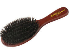Hercules Germany  Oval Hair Brush Pure Bristle Luxury Wood Handle