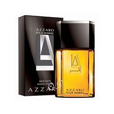 Azzaro Pour Homme Eau De Toilette Spray For Men 1.7oz 50ml * New * Original