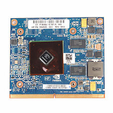 HP 594505-001 nVidia GeForce G210 DDR3 512MB MXM A 3.0 DDR3 Video VGA Card
