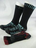 Harley Davidson All Weather 2 Pair Socks Unisex Medium Mens 4-9 Womens 6-9