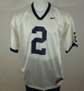 Vintage Nike Penn State PSU White Jersey 2  XL Whiteout