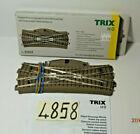 Trix 62624 Ho Double Slip Switch, Original Packaging  - 1 Piece