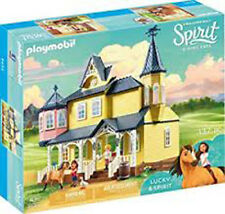 Playmobil 9475 Spirit Riding Free Lucky's Happy Home MIB/New