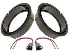 adapter-ringe Haut-Parleur 165mm +Câble Adaptateur pour SEAT LEON 1M DEVANT OU