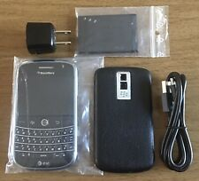 C50 Blackberry Bold 9000 AT&T Wifi Camera BT GSM QUADBAND UNLOCKED w/ Games