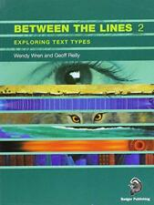 Between The Lines 2: Exploring Texte Types At Clé Etape 3 par Wendy Wren , Geoff