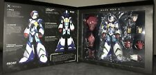 SDCC Exclusive TruForce Collectibles Mega Man X-Boost LE Capcom Designer Series