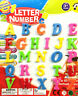 Fridge Magnets Alphabet + Numbers STRONG MAGNETS MAGNETIC BABY LETTERS AND LARGE