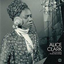 ALICE CLARK The Complete Studio Recordings 1968-1972 BGP RECORDS Sealed 180g LP