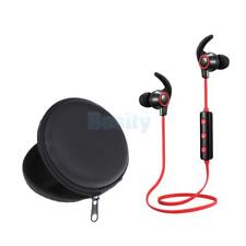 H6 Bluetooth Headsets Wireless Headphone with Mic Sport In-ear&Carrying Case