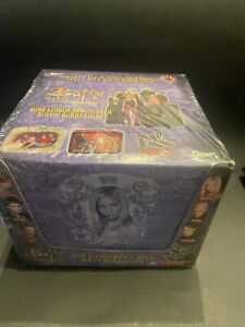 BUFFY THE VAMPIRE SEALED VENDOR CASE 2002 MINI LUNCH BOX~24 COUNT TIN LUNCHBOXES
