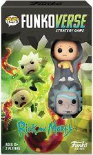 Funko Pop! - FunkoVerse Strategy Game - Rick & Morty #100 - Expandalone 9/10