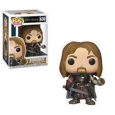 FUNKO POP! MOVIES: Lord of the Rings / Hobbit - Boromir [New Toy] Vinyl Figure