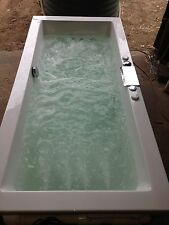 SPA BATH TUB SPABATH 2 PERSON 16 MICROJET hydrotherapy  OS-COL carr BACK PAIN