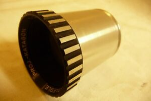 Projector lens movie cine STAEBLE 1:2,8 / 85 push fit 45mm     ..24