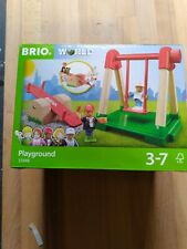 Brio World Playground 33948 New in Package