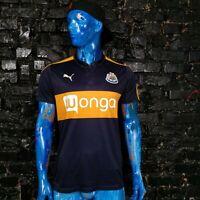 Newcastle United Jersey Away football shirt 2016 - 2017 Puma Trikot Mens Size L
