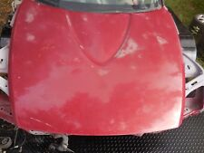 MAZDA RX-8 2004-2011 HOOD BURGUNDY RX 8 RX8 DALLAS FORT WORTH NOT PERFECT
