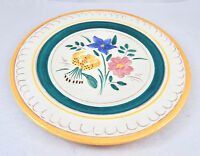 Vintage Decorative Plate Stangl Terra Rose Garden Flower