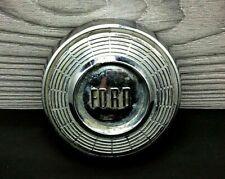 1957 1958 Ford Custom 500 Ranchero Horn Button