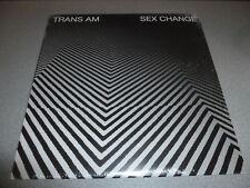 TRANS AM - Sex Change  - LIMITED LP COLOURED Vinyl // Neu & OVP