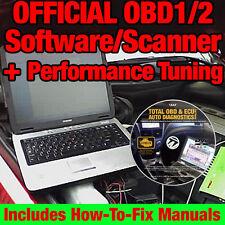 OBD & ECU Tuning, Scanner & Reader Diagnostics SOFTWARE: Audi, BMW, Mercedes ~