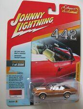 1972 Oldsmobile Cutlass Cabrio Bronze *RR* Johnny Lightning Auto World 1:64 OVP