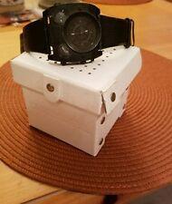 Diesel stainless steel black water resistant watch DZ1404