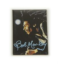"Bob Marley Fridge Magnet 3"" x 2"" Dreadlocks"