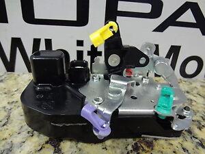 98-04 Dodge Chrysler Right Passenger Front Door Latch Lock Power Actuator Mopar