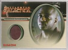 Battlestar Galactica Season 4 Costume C47 Simon
