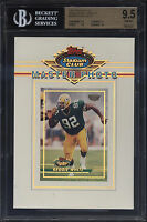 1993 Stadium Club Members Only Master Photo Reggie White Gem Mint BGS 9.5