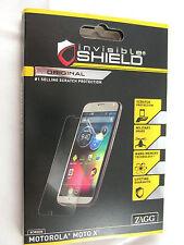 New ZAGG Invisible Shield Original Screen Protector Motorola Moto X FREE SHIP J