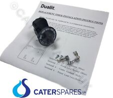 01362 GENUINE DUALIT TOASTER TIMER INCLUDES KNOB SCREWS & WIRING INSTRUCTIONS
