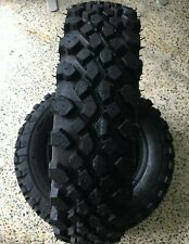 ZIARELLI TRAC 195 80 R15 96T M+S PNEUMATICI GOMME OFF ROAD 100% MADE IN ITALY
