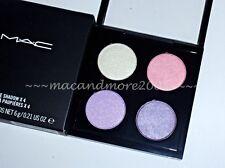 NIB MAC ~ CUTIE ~ Eyeshadow x 4 Quad/Palette ~ Quite Cute LE