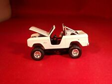 GL 1967 FORD BRONCO  4X4 DIECAST REPLICA WITH RUBBER TIRES LIMITED EDITION