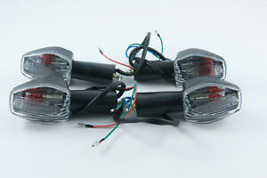 Honda CBR125 front and rear indicators complete set of four 2005-2017 UK stock