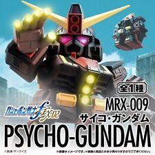 Premium Bandai Gundam Senshi Forte EX02 Gashapon MRX-009 PSYCHO GUNDAM
