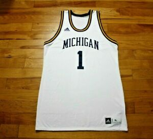 2013-14 Glenn Robinson III Michigan Wolverines team issued jersey