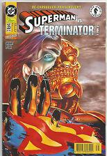 Superman vs. Terminator parte 1 de 2/Dino/alemán
