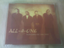ALL-4-ONE - I CAN LOVE YOU LIKE THAT - UK CD SINGLE