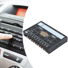 Car Audio Equalizer aus Eisen 7 Band EQ Equalizer Auto Audio-Stereo Tuner