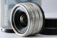 [Ottico Mint] Contax Carl Zeiss Biogon T 28mm F/2.8 G Lenti Per G1, G2 Giappone