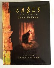 Cages, by Dave McKean, Complete Edition, 1st Printing