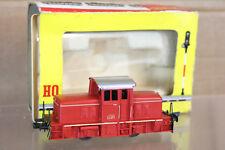 FLEISCHMANN 1306 DB OK Rouge 0-4-0 CLASSE MV9 Diesel Decauville Locomotive 1306