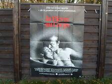 AFFICHE CINEMA (120x160) LA FIEVRE AU CORPS KATHLEEN TURNER BODY HEAT (A132)