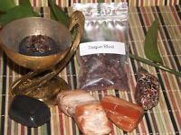 Resin Incense ~ Dragons Blood ~ 10 grams