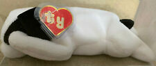 RARE Authenticated Ty 1st gen SPOT without a SPOT Beanie Baby 4 Line KOREAN Tush
