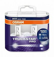 Osram Truckstar Pro H11 64216TSP Halogen Lampen 24V 70W Duo-Box (2 Stück)